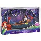 Disney Princess Y0942 Ariel & Prince Eric's Boat Ride Playset
