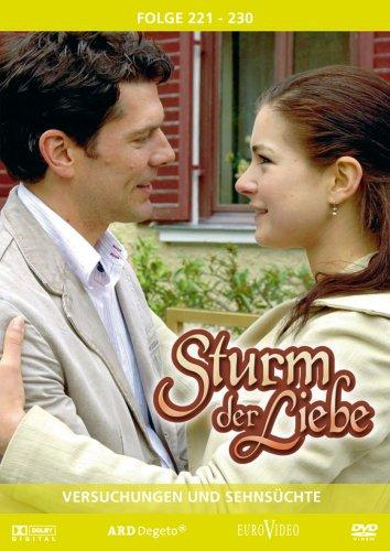 Sturm der Liebe 23 - Folge 221-230 (3 DVDs)