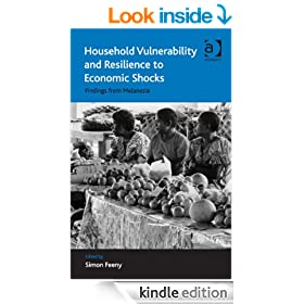 Household Vulnerability and Resilience to Economic Shocks (Ashgate Economic Geography Series)