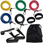 Resistance Bands Set | Exercise Bands...