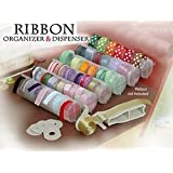 Ribbon Organizer & Dispenser