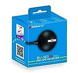 GlobalSat BU-353-S4-5Hz USB GPS Receiver (Black)