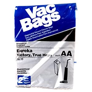 Home Care Industries #15 2pk Eureka Aa Vac Bag