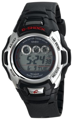 Casio GW500A-1V G-Shock Atomic Solar Watch