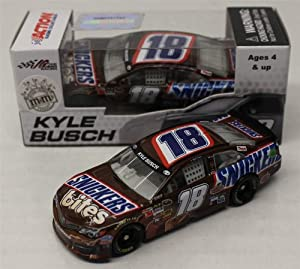 Buy 2013 Kyle Busch #18 Snickers Bites 1 64 Kids Hardtop Diecast Collectable Lnc by Action
