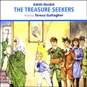 The Treasure Seekers | [Edith Nesbit]