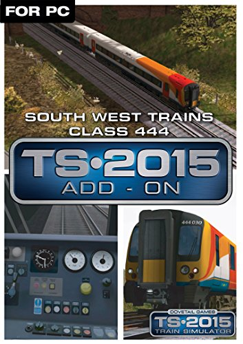 South West Trains Class 444 Emu Add-On [Download]
