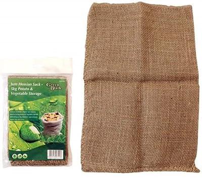 Blackspur 5 Kg Sack GB105 Atmungsaktiv Aus Jute / Sackleinen von Hamble Distribution bei Gartenmöbel von Du und Dein Garten