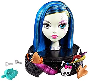 "Monster High ""Gore-Geous Ghoul Styling Head"" Toy"