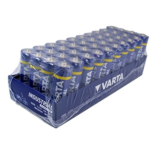 Varta batteries 4006 AA/Mignon/LR6 40 pcs