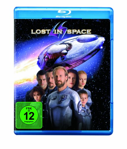 Lost in Space [Blu-ray] hier kaufen