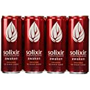 solixir Awaken (Orange), 12-Ounce Cans (Pack of 12)