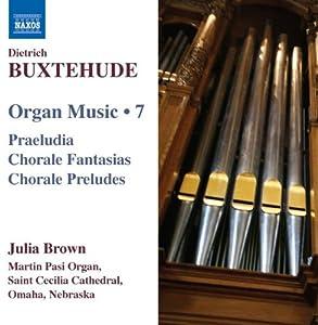 V. 7: Organ Music: Praeludia;