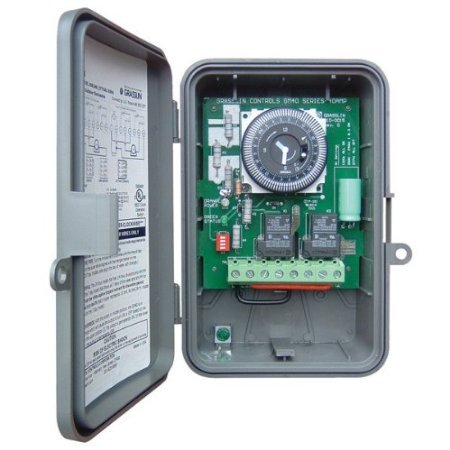 Intermatic Tmgm40W Intermatic 7-Day Outdoor Timer For Plants
