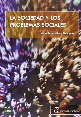 Sociedad y los problemas sociales