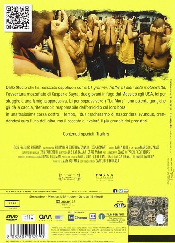"""film analysis sin nombre If a film contains a softer social statement, like """"the descendents,"""" audiences are   """"sin nombre,"""" a film about mexican and central american migrants borders."""