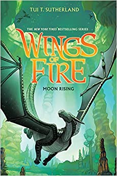 Wings of fire series book 1