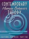 img - for Contemporary Human Behavior Theory: A Critical Perspective for Social Work (2nd Edition) book / textbook / text book