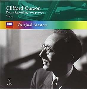 Clifford Curzon: Decca Recordings 1944-1970, Vol. 4