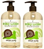 Little Twig Baby Wash: Extra Mild Unscented - 17 oz