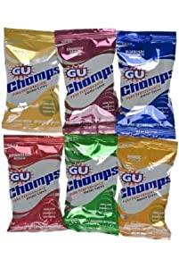 GU Chomps Mixed 12 Pack (12 Packs) from GU