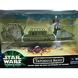 Star Wars Tatooine Skiff Includes Luke Skywalker with Lightsaber