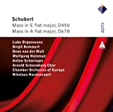 echange, troc Schubert, Chamber Orch of Europe, Harnoncourt - Schubert: Masses