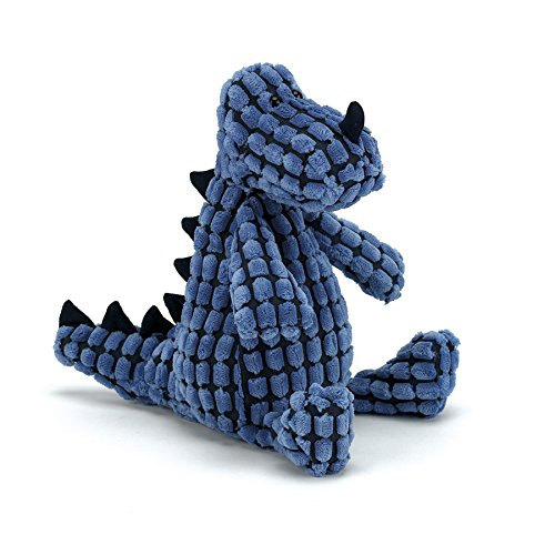 Blue Stuffed Animal front-183554