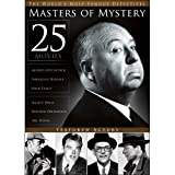 Cover art for  25-Film Mystery Collection