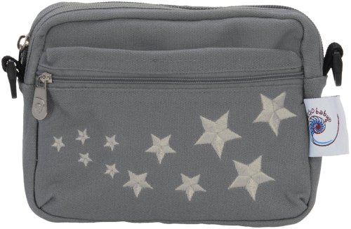 Ergo Baby Front Pouch - Galaxy Grey