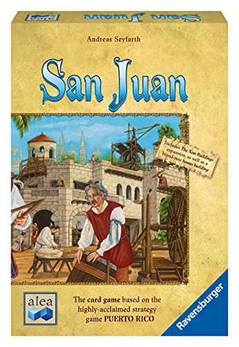 San Juan Card Game