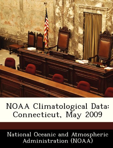 NOAA Climatological Data: Connecticut, May 2009