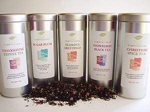 Christmas Tea (Loose Tea) - 4 Oz Tin
