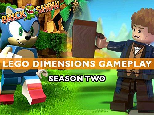 Clip: LEGO Dimensions Gameplay - Season 2