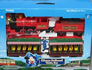 Disney train set g scale model