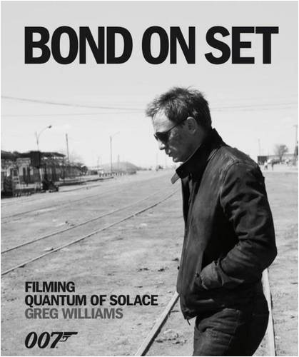 Quantum of Solace Bond on Set