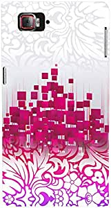 PrintVisa Pattern Abstract Floral Case Cover for Lenovo Vibe Z2 Pro K920