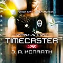 Timecaster Audiobook by J. A. Konrath Narrated by Patrick Lawlor