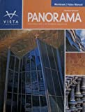 img - for Panorama 4th Edition Workbook/Video Manual (Panorama) book / textbook / text book