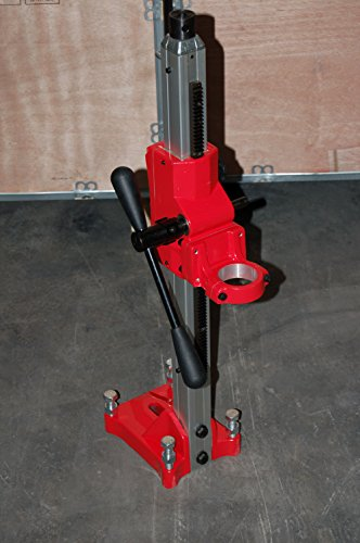 Review BLUEROCK® Model Z1S - 4 Core Drill Stand - Concrete Coring - NEW for Model Z-1