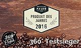 360° rundum ehrlich Premium Kaffee, Testsieger und Kaffee des Jahres 2016, 100 Prozent Honduras Hochland Arabica, biologisch angebaut, fair gehandelt, säurearm und sehr bekömmlich, perfekt für Bulletproof Coffee