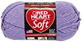 Red Heart E728.9528 Soft Yarn, Lilac