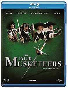The Four Musketeers (1974) ( The 4 Musketeers ) (Blu-Ray)