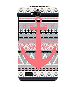 Anker Wallpaper 3D Hard Polycarbonate Designer Back Case Cover for Huawei Honor Holly :: Honor Holly