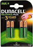 Duracell - Pile Rechargeable - AAA x 4 - (LR03)