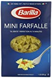 Barilla Mini Farfalle Pasta, 16 Ounce Boxes (Pack of 4)