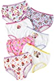 Disney 7-pk. Toddler Minnie Mouse Girls Panties Multi 4T