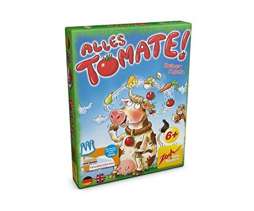 noris-zoch-601105035-alles-tomate-juego-de-cartas-y-memoria