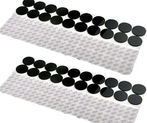 simply-the-best-8-individual-bumpons-black-3m-silicone-rubber-feet-20mm-x-2mm-mega-strong-selfadhesi