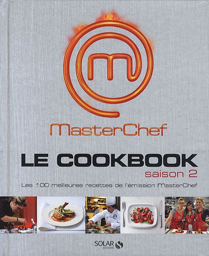 Le livre Masterchef cookbook 2011